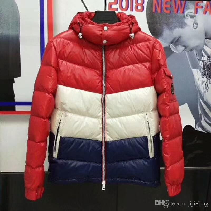 694574bf66ee 2018 Winter keep out the cold artifact ~mens luxury warm down jacket coat ~  man tops full of high fluffy feather dress