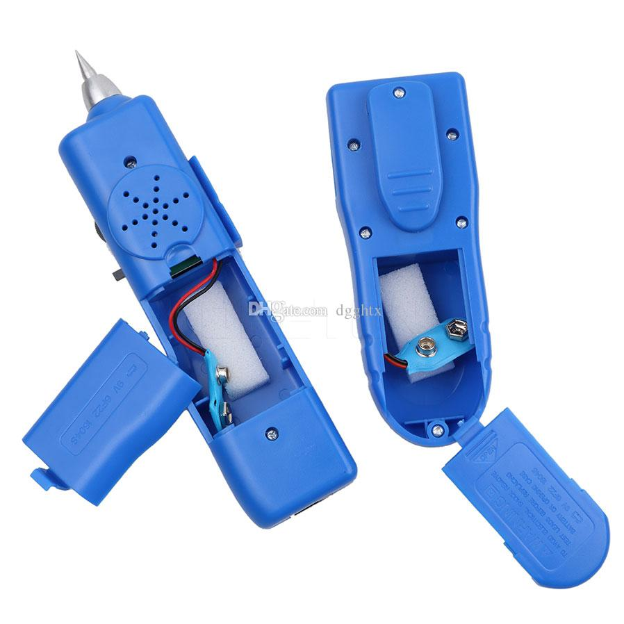 2019 rj11 rj45 cat5 cat6 telephone wire tracker tracer toner ethernet lan  network cable tester detector line finder from dgghtx, $23 12 | dhgate com