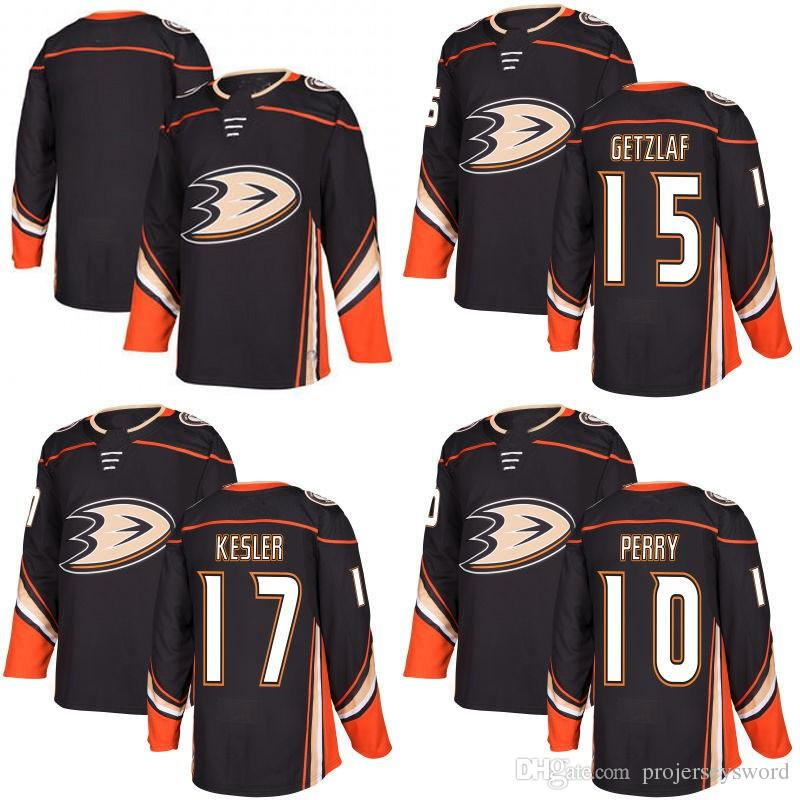 lowest price 23c3a b807d 2017-18 New Season Anaheim Ducks Jersey 10 Corey Perry 15 Ryan Getzlaf 17  Ryan Kesler 26 Montour Hockey Jerseys Cheap Fast Shipping