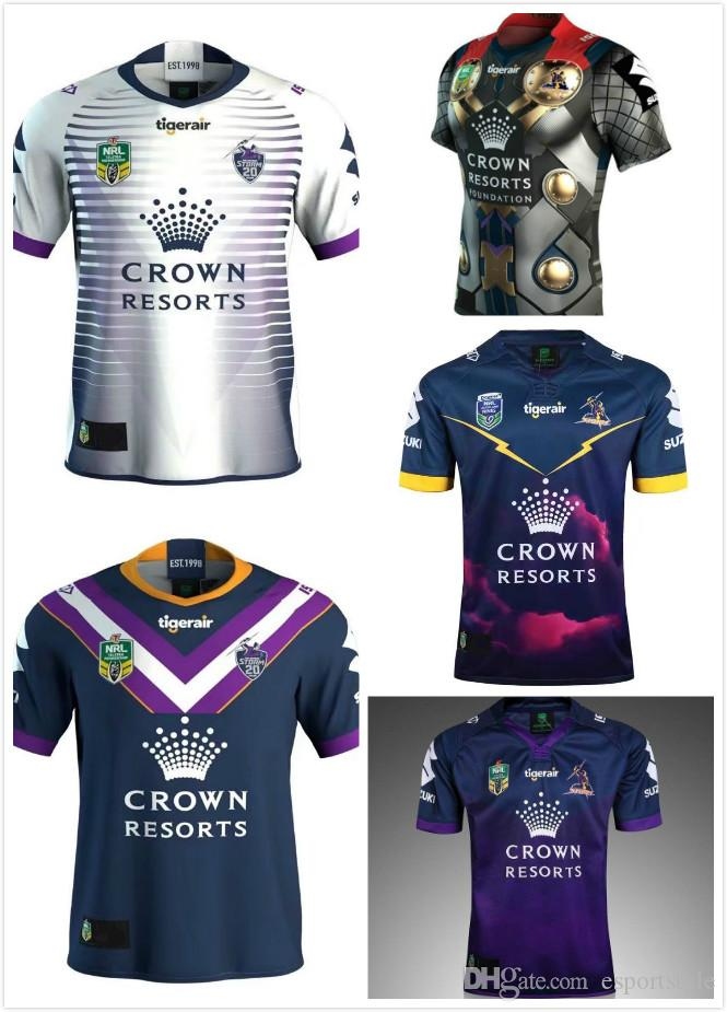 New Melbourne Storm Jersey 2017 2018 Melbourne Storm Home Rugby Jersey New  Zealand 2018 Rugby Melbourne 2017 Home Super Rugby UK 2019 From  Esportstyle 905454def2