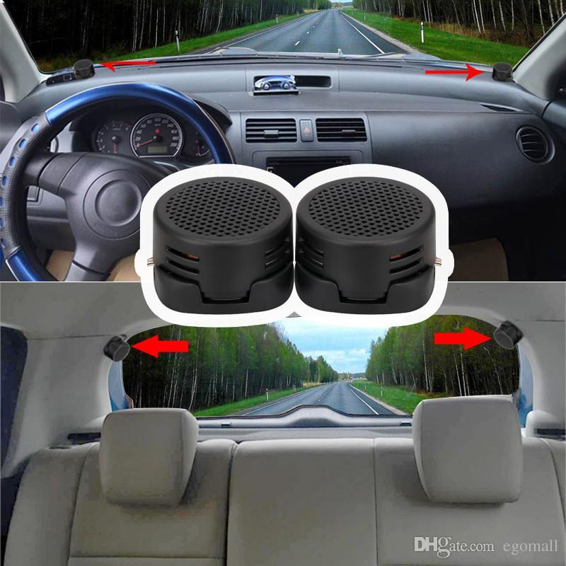Universal High Efficiency 2x Car Mini Dome Tweeter Loudspeaker Loud Speaker Super Power Audio Auto Sound car tweeters