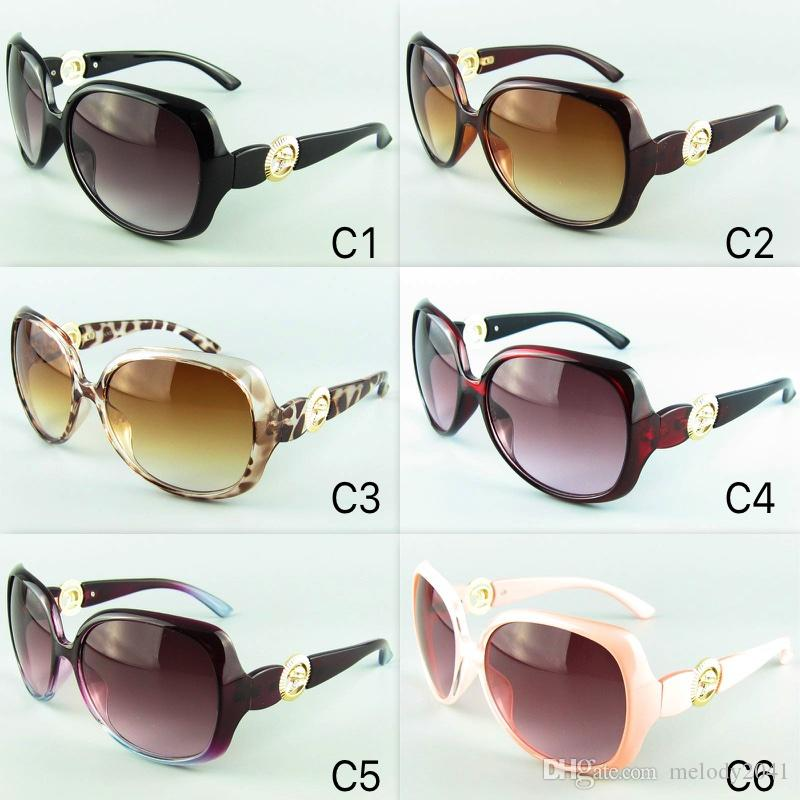 Compre Moda Feminina Óculos De Sol De Boa Qualidade 7 Cores Do Vintage  Quadro Redondo Óculos De Sol UV400 Atacado Barato Melody2041 De Melody2041,  ... c294b0adcd