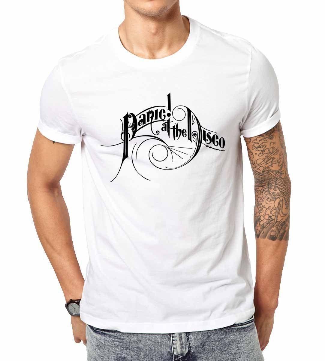 Panic At The Disco Tshirt Interesting T Shirt Designs T Shirts Cool
