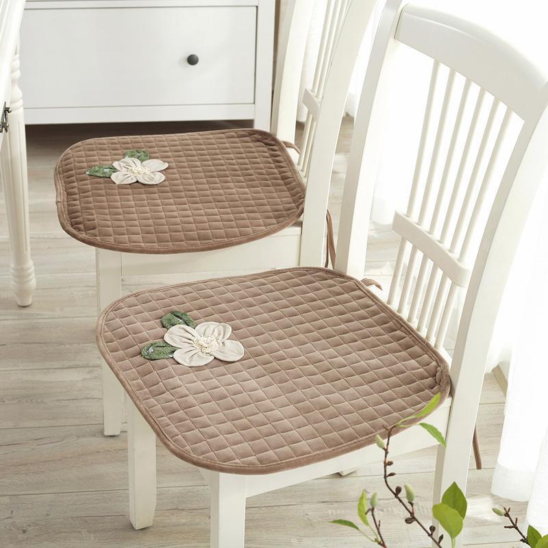 Acheter Coussins De Chaise De Decoration De La Maison Pour Chaises