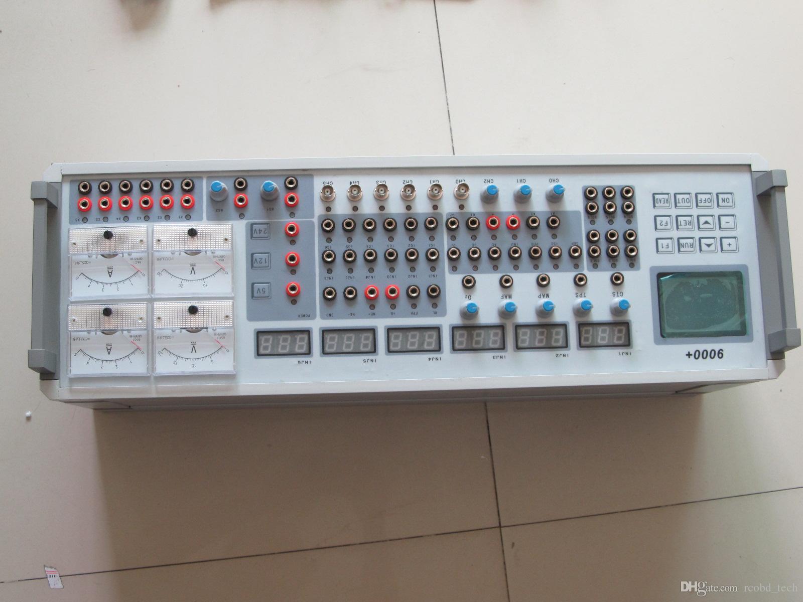 auto sensor simulator mst-9000 mst 9000 automotive sensor simulator tester  car ecu repair tool for 110v 220v