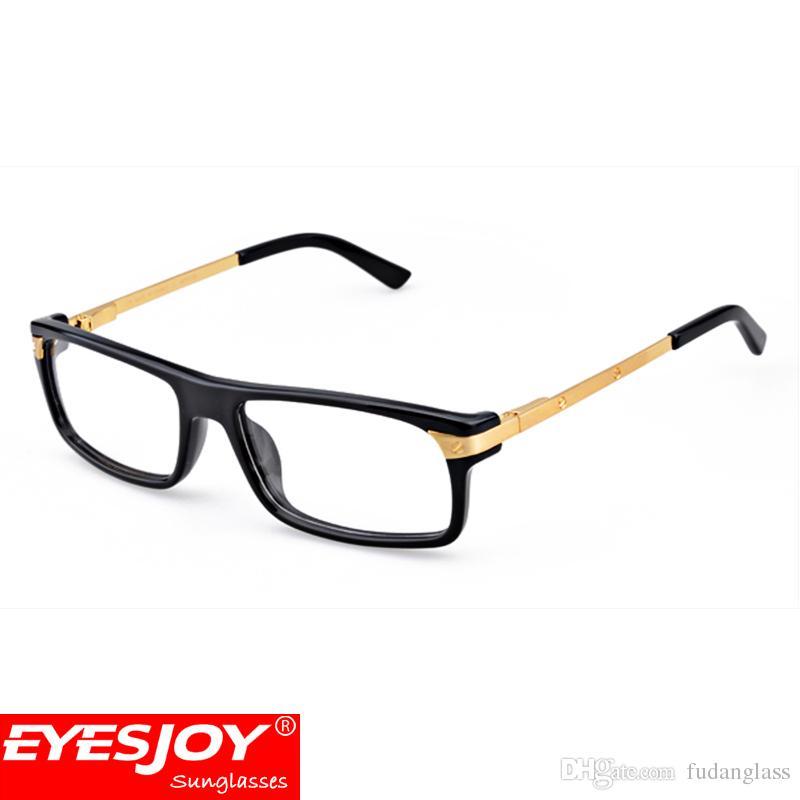 Fashion Mens Reading Glasses Luxury Brand Designer Eyeglasses Frames ...