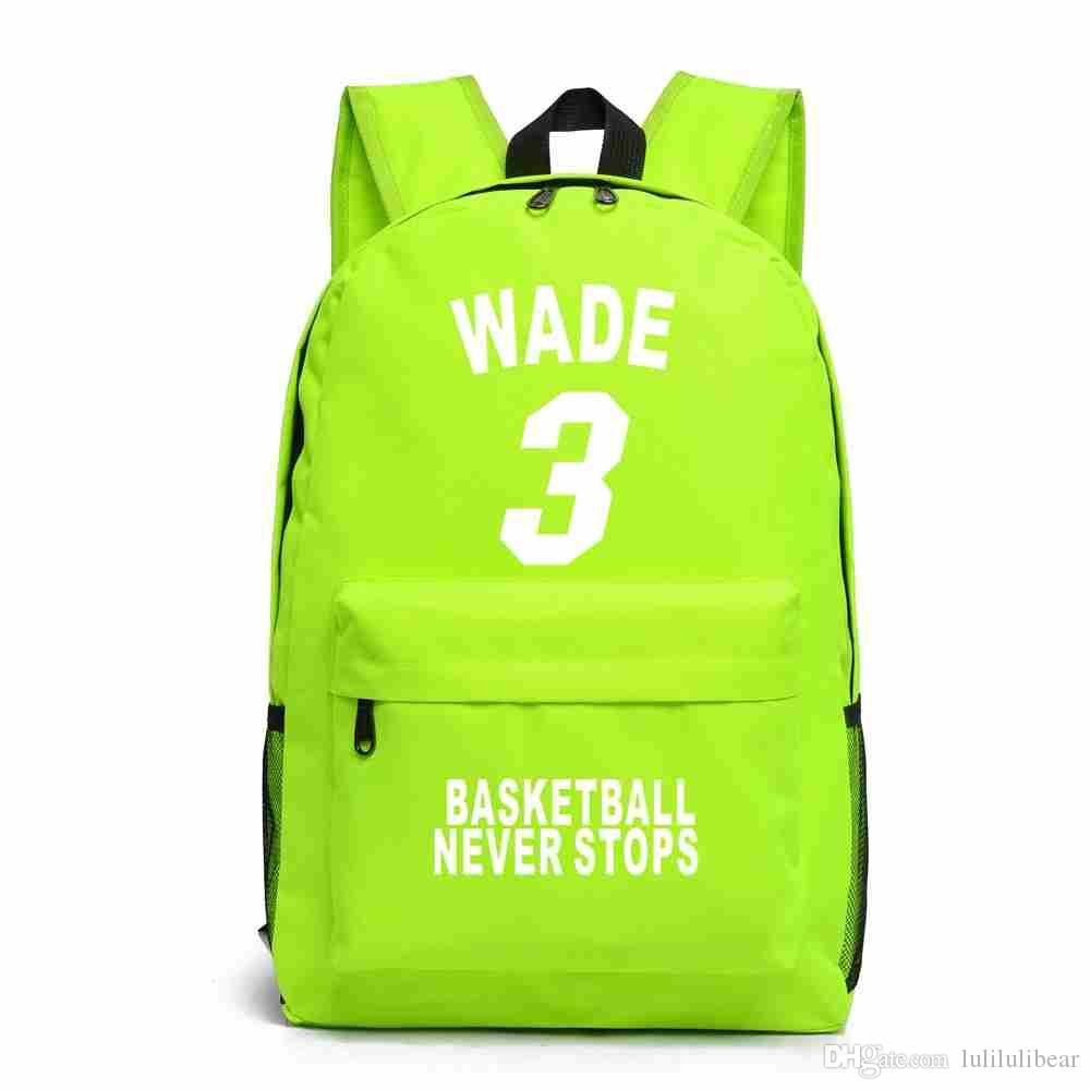موضة جديدة دواين واد قماش ظهره حقيبة الظهر بوي فتاة مدرسة حقيبة الظهر لل مراهق عارضة rucksack السلة مروحة حقيبة