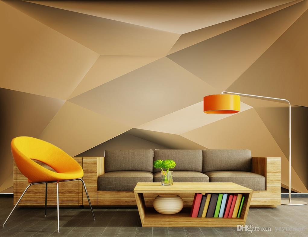 Großhandel Kundenspezifische Fototapete 3d Wohnzimmer Schlafzimmer ...