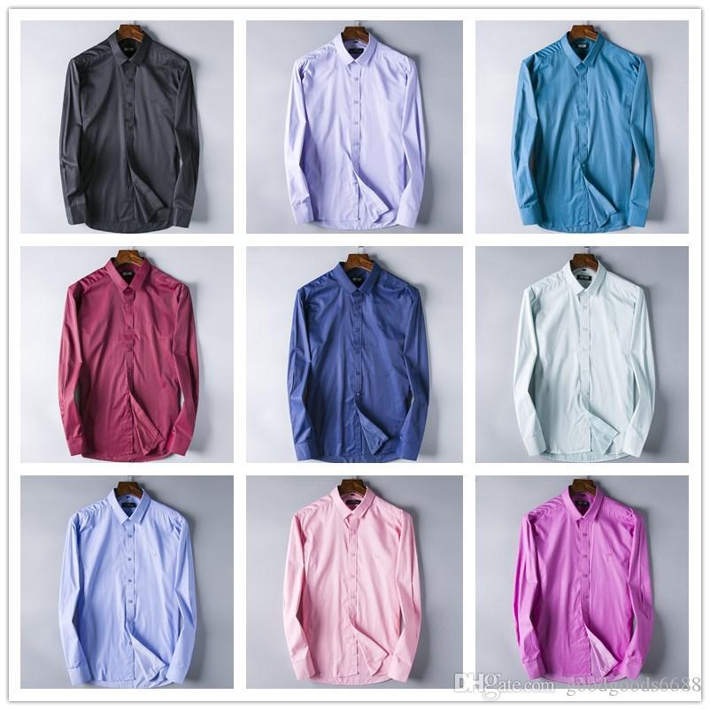 the latest 898c0 94317 2018 Herren Markenhemd Herren Luxus T-Shirt Frühling Baumwolle Marke  T-Shirt Schlange Biene gedruckt POLO Shirt Schwarz und Weiß Asiatische  Größe ...