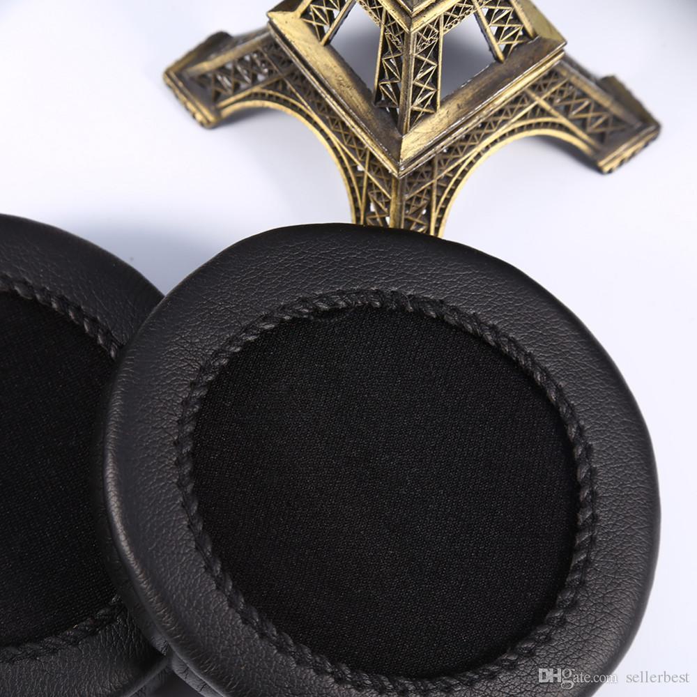 Morbida cuffia di ricambio auricolari cuscino in pelle morbida schiuma auricolare Sony MDR-V700DJ V500DJ