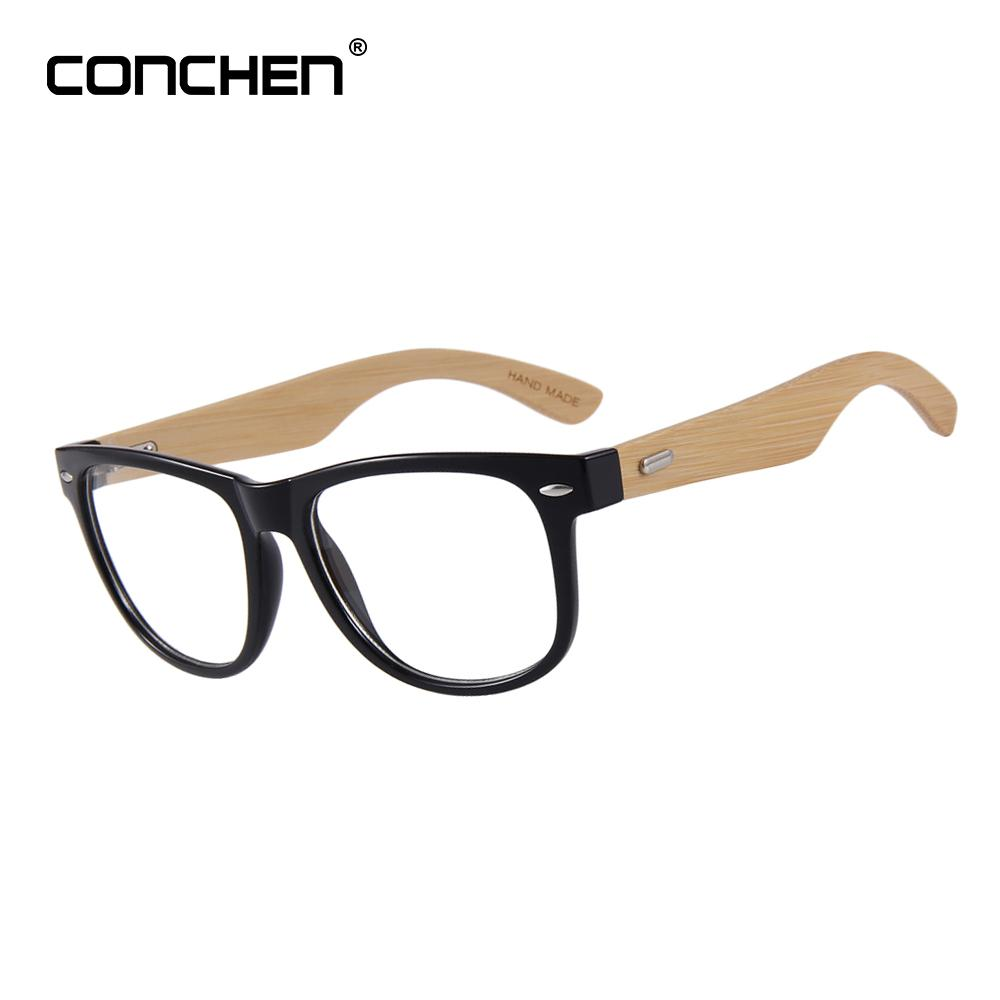 a4a75126073 CONCHEN Wooden Sunglasses Men Bamboo Sunglasses Women Brand Designer ...