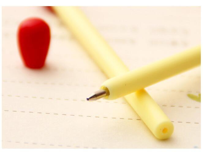 2018 new Creative Match Pen Novelty Ballpoint Pens Stationery Ballpen Stylus Pen Oily blue Refill 0.5 mm free delivery 2018new