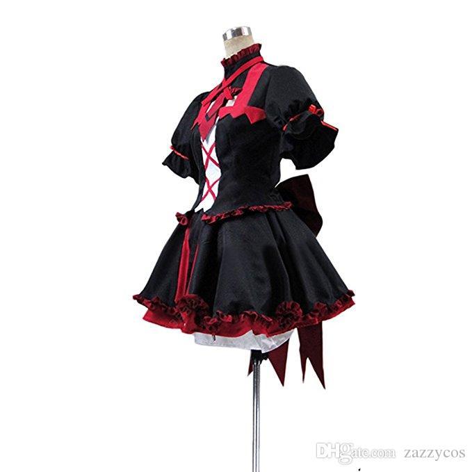 GATE Rory Mercury Dress Costume cosplay di Halloween uniforme