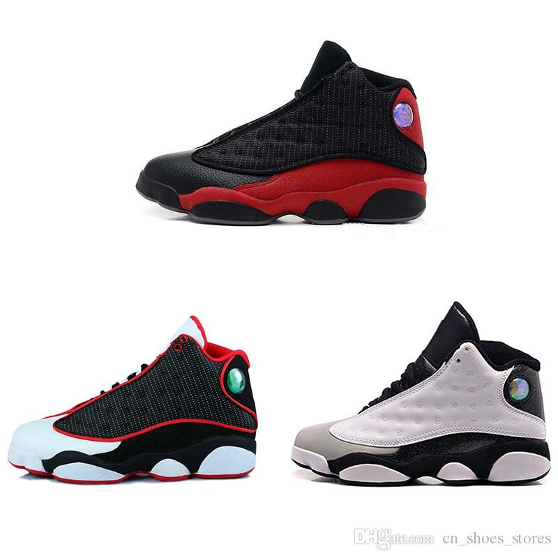 Großhandel Neu Kommen Mode 13 Hyper Royal Gs Italien Blue Olive Männer  Basketball Schuhe 13s Männer Sport Sneaker Athletics Schuhe Größe 41 47 Von  ... 104db62834