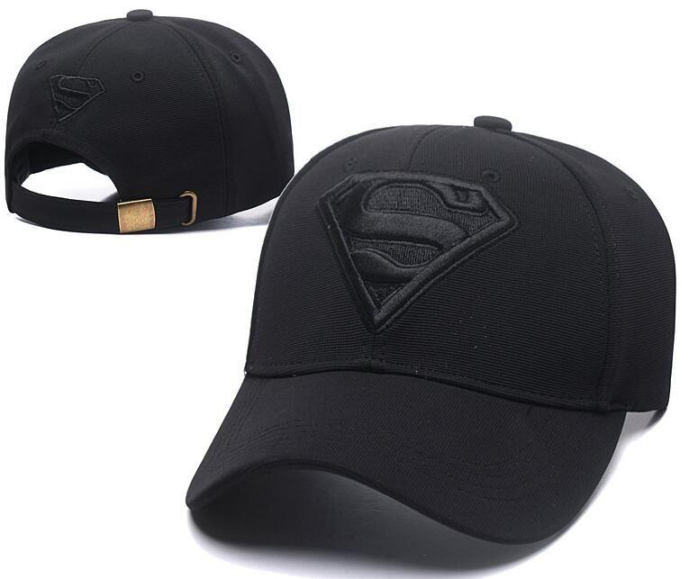 8fa26989f4c Good Sale Fashion Superman Peaked Cap Snapback Hats Men Women Sport Snap  Back Summer Truck Mesh Cap Hip Hop Lorry Adjustable Hat Skull Caps Men Hats  From ...