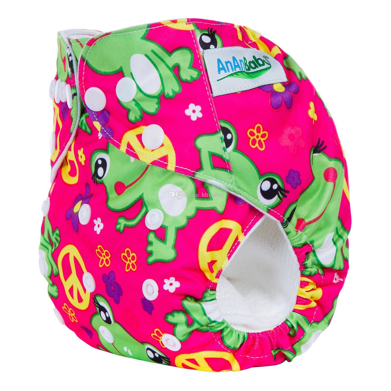 Младенческая мультфильм печати регулируемые плавать подгузники крышка ткань многоразовые герметичные детские пеленки охватывает брюки дети хлеб брюки 29 стили C4215