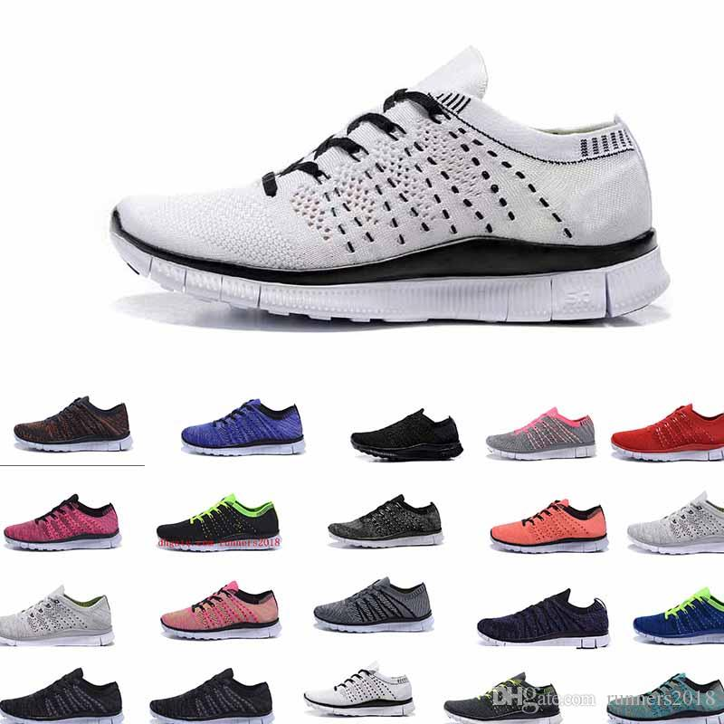 New 2017 Womens Mens Free Run 2.0 3.0 4.0 5.0 Running Shoes Barefoot  Trainers Jogging Sneakers Size 36 45 Eur Brown Shoes Formal Shoes For Men  From ...