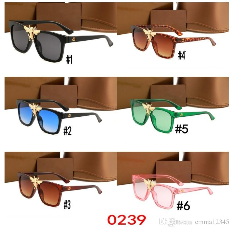 c10917696fd5 New 2018 Fashion UV Protection Italy Designer Brand Sunglasses With ...