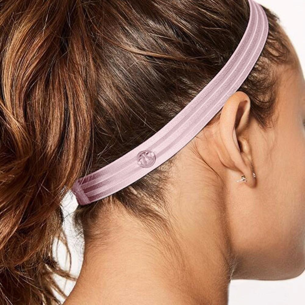 4089ab610c51 2019 Women Men Yoga Hair Bands Sports Headband Anti Slip Elastic Rubber  Sweatband Football Yoga Biking From Pearguo