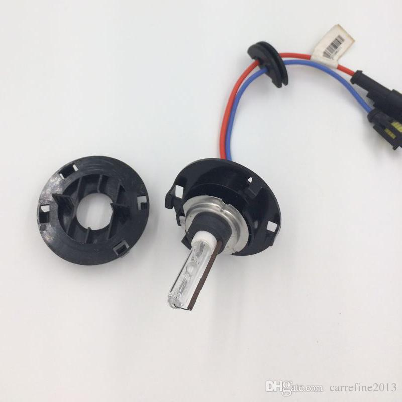 h7 hid xenon bulb holder adapter clip retainer for KIA TUCSON carnival 2015 car H7 hid xenon Headlight socket for Hyundai kia
