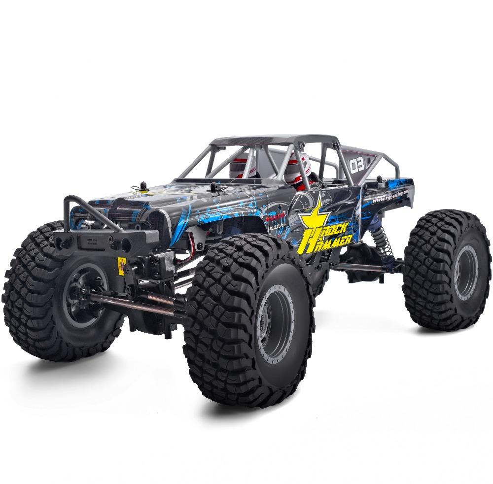 Rgt 18000 Rc Car 1 10 4wd Off Road Rock Crawler Truck With