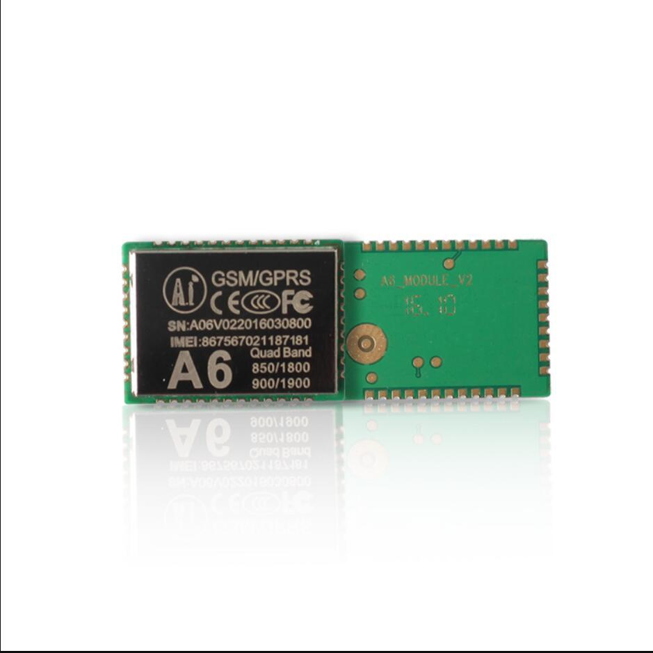 A6 A9 A9G GPRS module GSM module SMS voice wireless data transmission A9G  support GPS AGPS