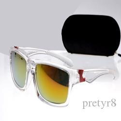 04ff6ec731aa6 Compre Homens Vintage Chapeamento Frame Sunglass Moda Polarizada Óculos De  Sol Clássico Óculos De Sol Unisex Condução Shades Full Frame Quadrado De  Vidro ...