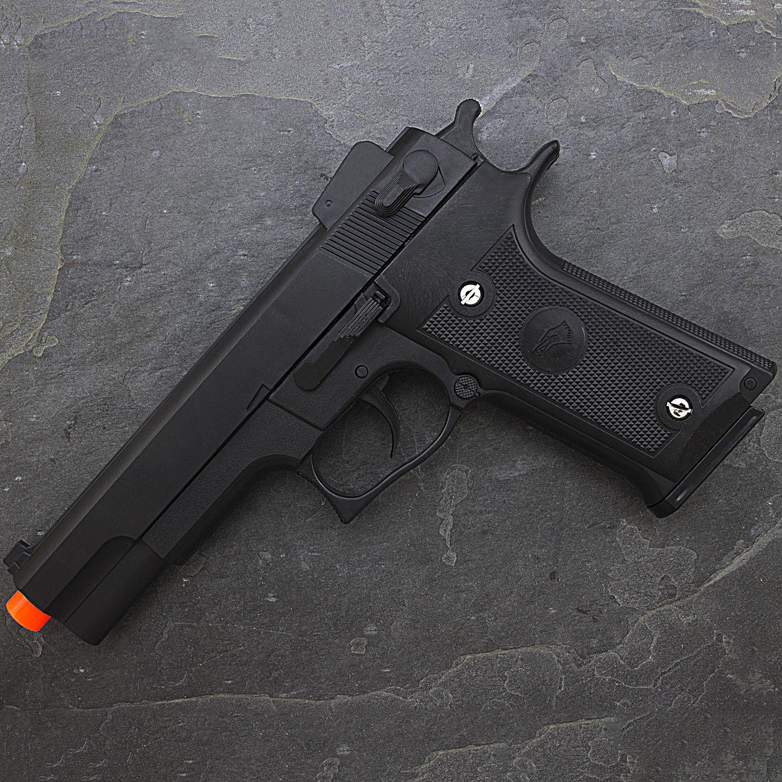 2019 DOUBLE EAGLE M1911 SPRING AIRSOFT HAND GUN PISTOL 6mm