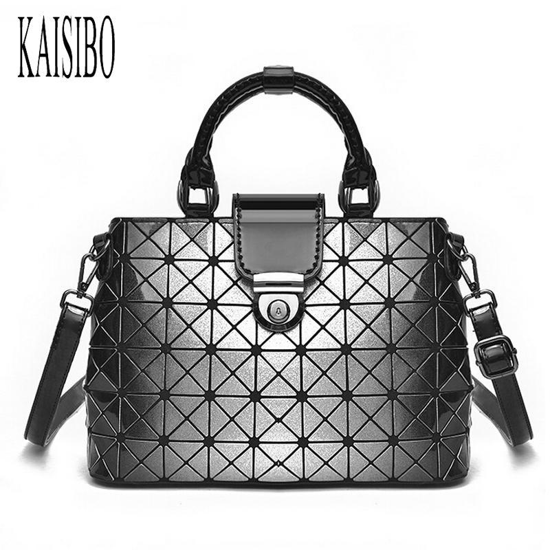 f538885f02 Geometric Zipper Matte Designer Women Bag Diamond Lattice Women Handbags  Fashion Shoulder Bag Casual Clutch Messenger Bags Ladies Purse Leather  Briefcase ...