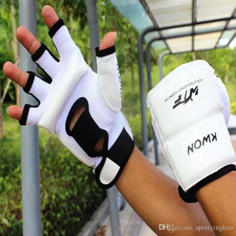 Gants de boxe Sanda / Karaté / Muay Thai / Taekwondo Protecto pour enfants / adultes