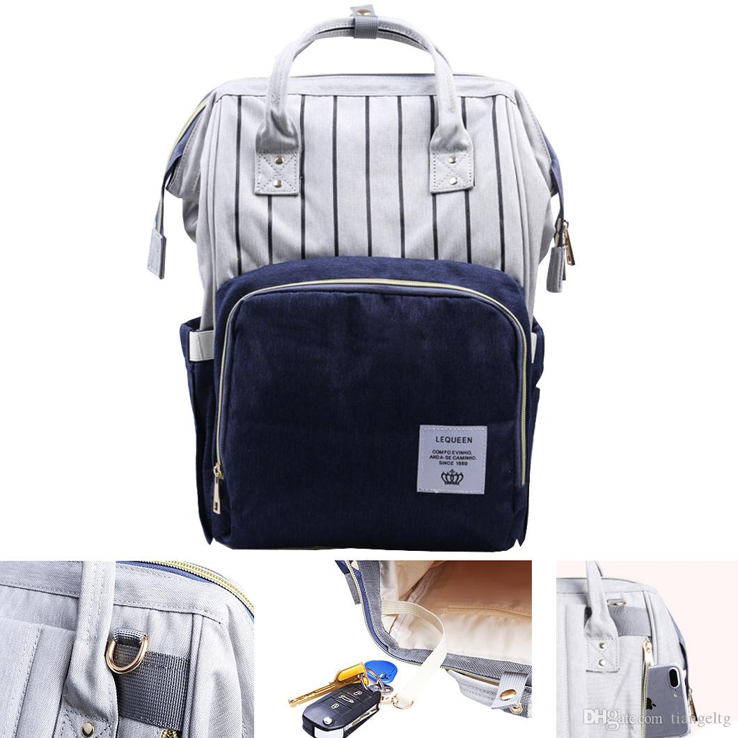 85ba597f26ce New Multifunctional Diaper Backpack Baby Mommy Changing Bag Mummy Backpack  Nappy Mother Maternity Backpacks Oxford Cloth