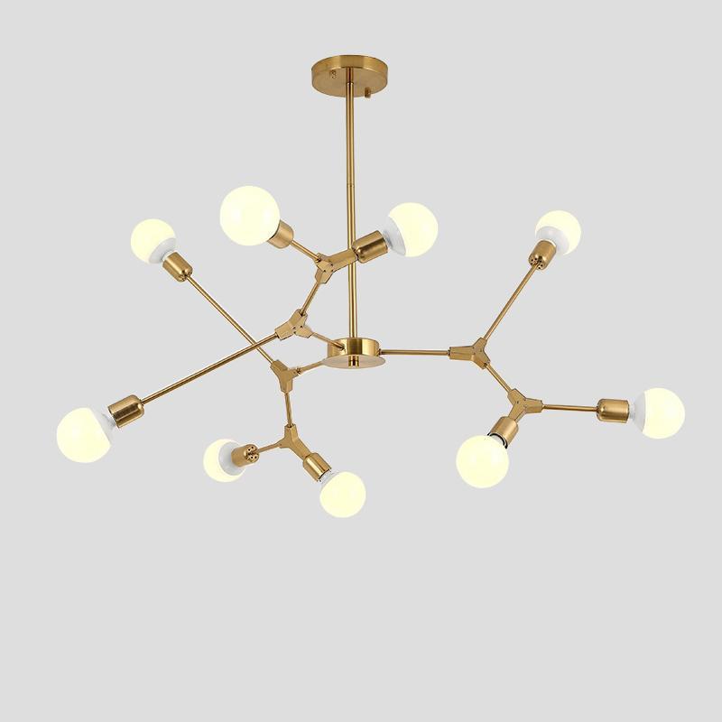 Led Luces Colgantes Lámparas Art Compre Moderno Nordic Restaurante BCxoerWd