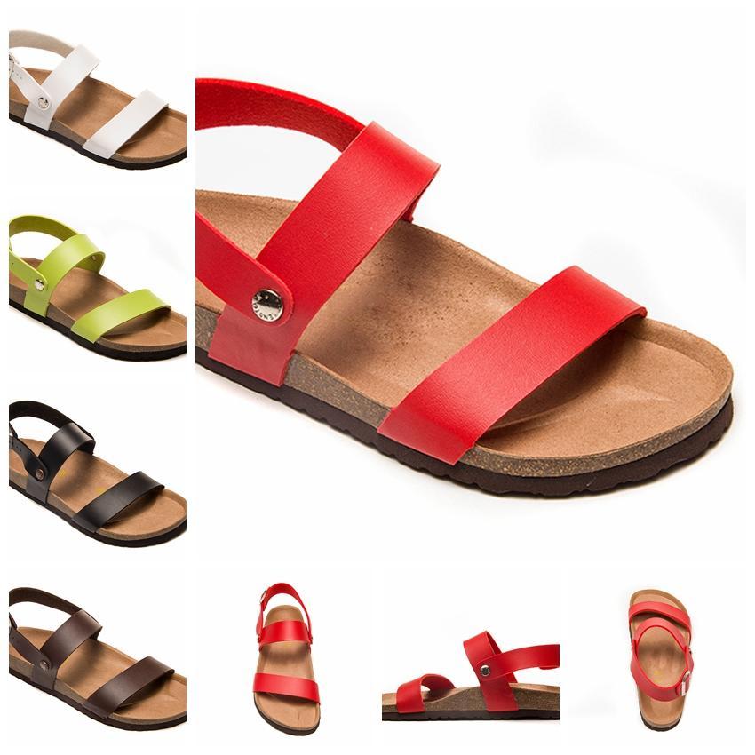 Großhandel 2018 Birkenstock Beach Schuhe Sommer Casual Hausschuhe Für Damen  Open Peep Toe Sandalen Im Freien Clog Mule Wohnungen Schuhe Plattform  Sandale ... d030a7648cd