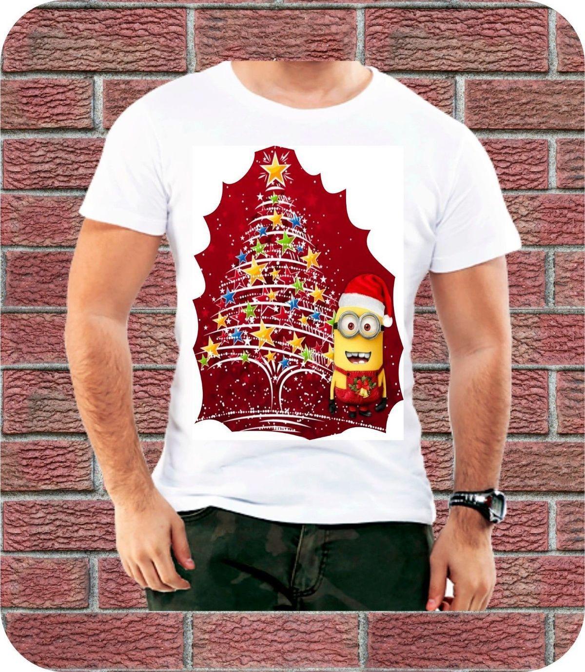 e6d8214b7b9e Großhandel Weihnachtsbaum Minions Männer T Shirt Neues Jahr Geschenk  Despicable Me Rot Lustige Tops Cool T Shirt Base Shirt Von Jingyan01,   11.48 Auf De.