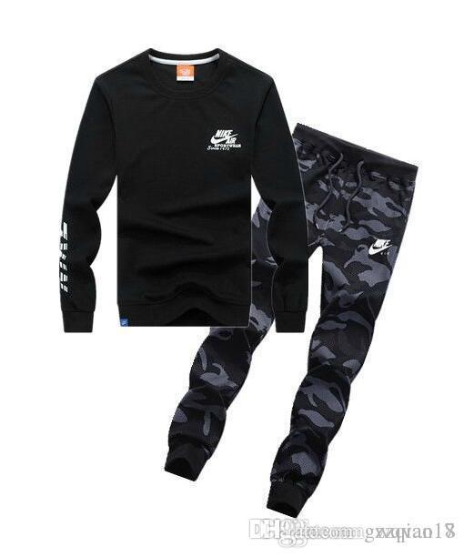Costume Sport Pour 2018 Hommes Survêtement Blanc Acheter Nike 5WYaqXnww