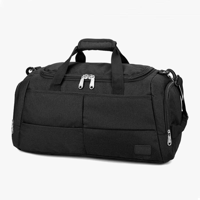 2019 2018 Big Capacity Waterproof Sport Gym Bag Men Training Fitness ... 38612fa8eed2b