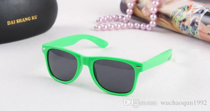 sell wholesale classic plastic sunglasses retro vintage square sun glasses for women men adults kids children multi colors