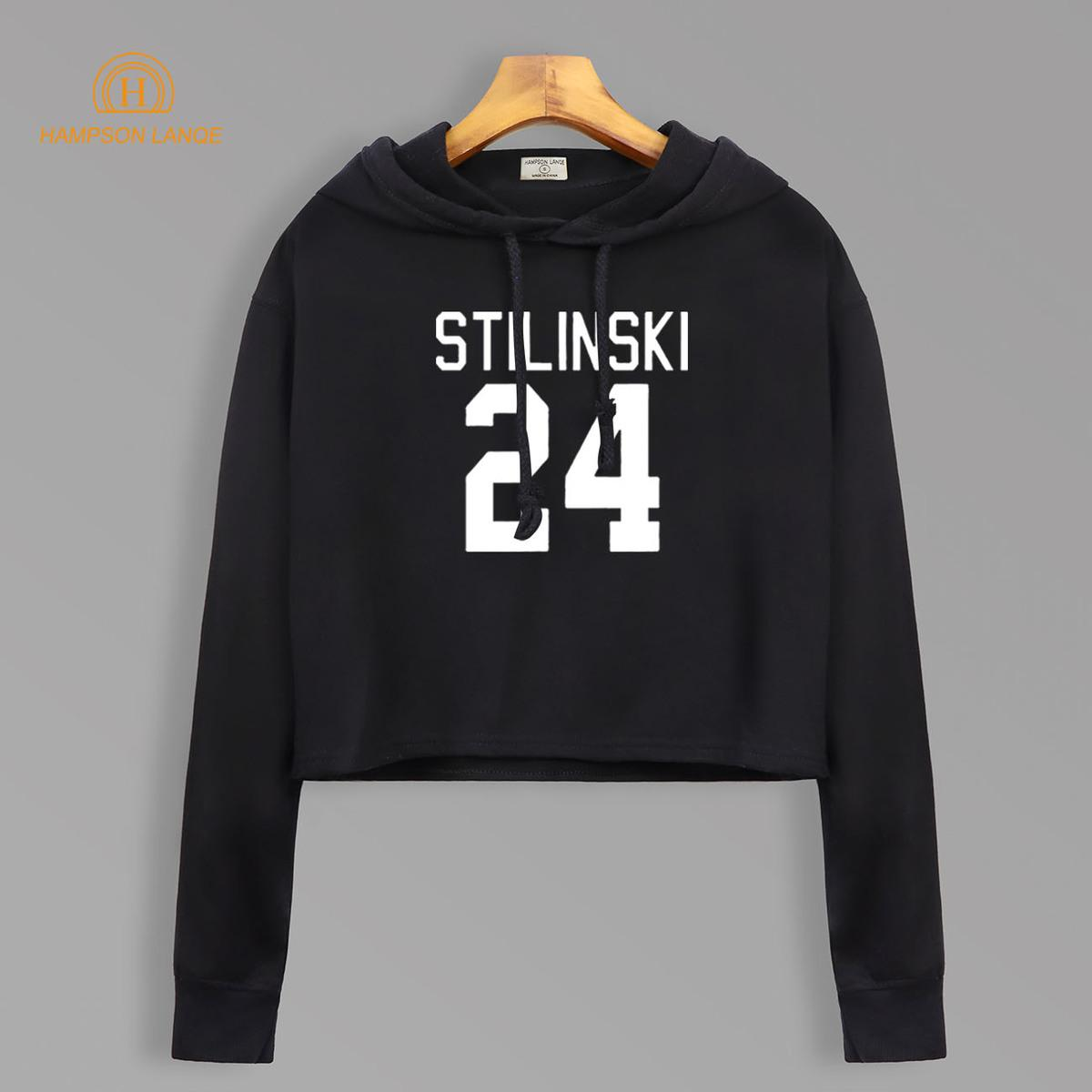 2019 Teen Wolf Stilinski 24 Hot Sale Autumn 2018 Cropped Hoodie Women  Harajuku Kawaii Crop Tops Short Style Sexy Hoodies Sweatshirts D18103001  From Xiao0002 ... 444818f32918