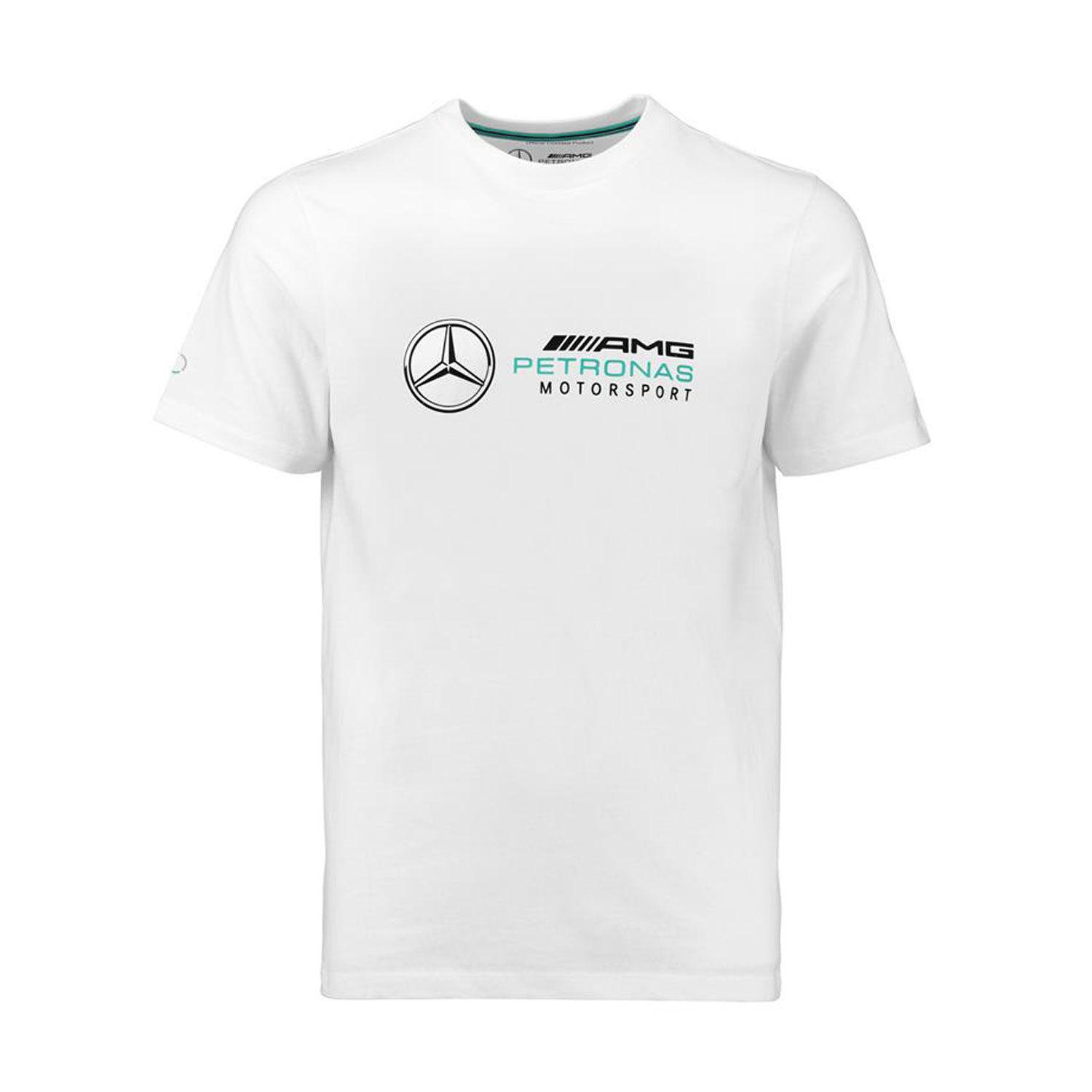 71f800b4a Details Zu 2018 Mercedes AMG Petronas F1 Team Logo T-shirt White - L Funny  Unisex Casual Tee Top Free Shipping Unisex Funny Classic Unique Online with  ...