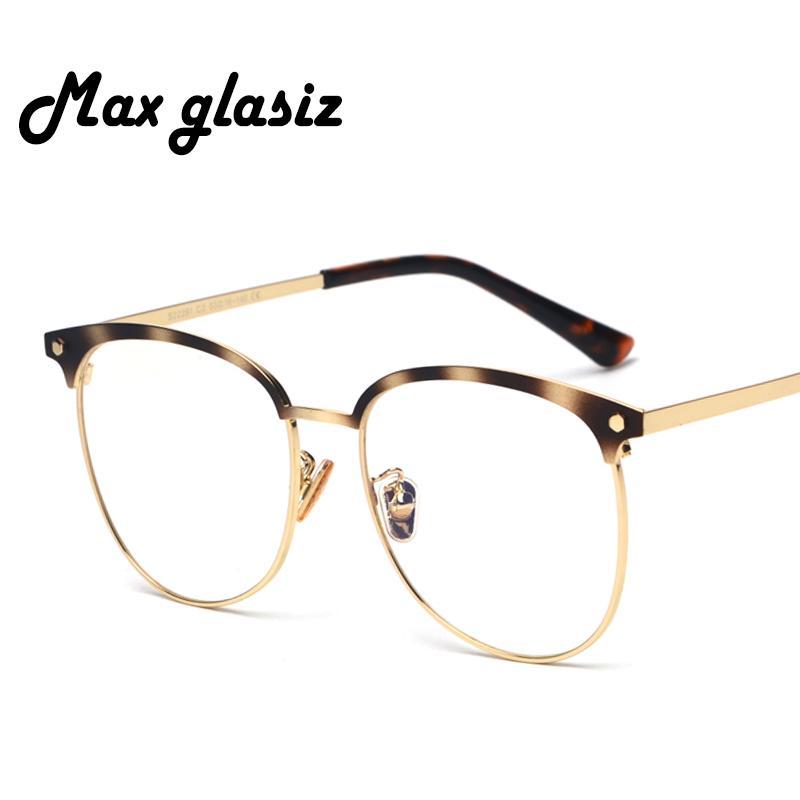 Bekleidung Zubehör Mode 1 Pc Vintage Brillen Rahmen Frauen Computer Optische Brille Spektakel Retro Klar Transparent Weibliche Hohe Qualität Online Rabatt Damenbrillen