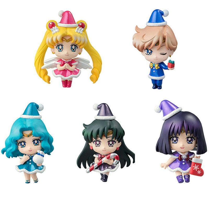 2018 Cheap Action &Amp; Toy Figures Sailor Moon Petit Chara ...