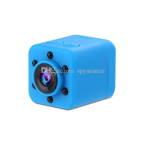 1080P HD Wide Lens SQ18 Portable IR Mini DV Camera Nanny Tiny Video Recorder With Motion Detection Support Max 32G and TV Out