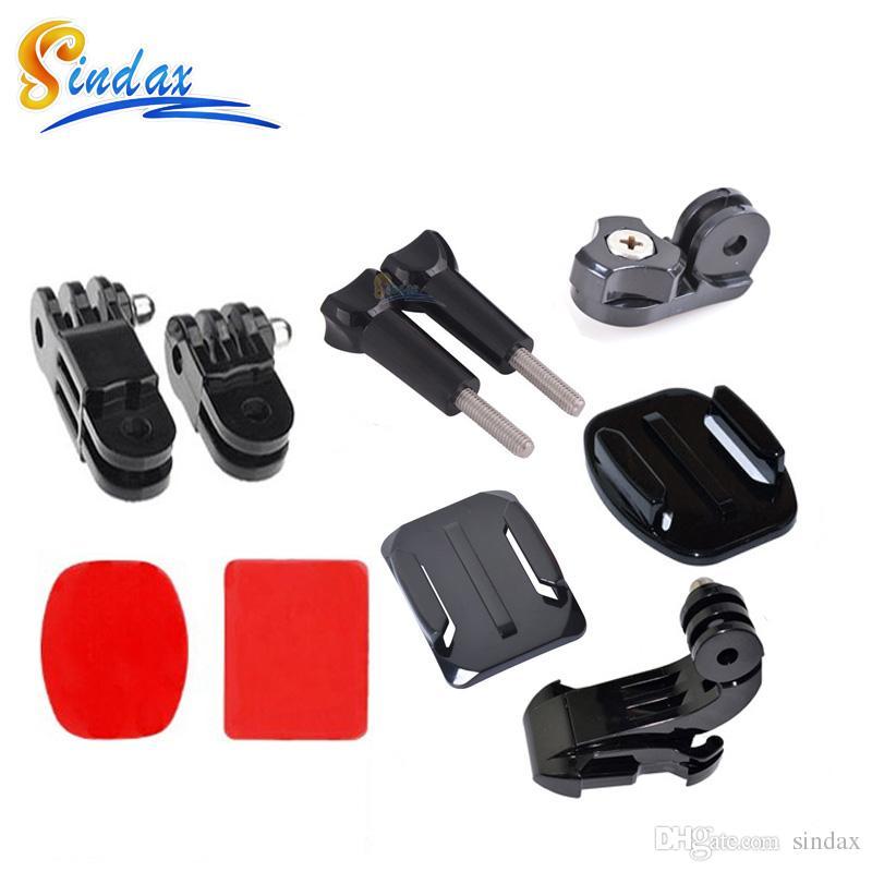 Helmet Front Mount For Gopro Helmet Mount For Xiaomi Yi 4k Ii Gopro