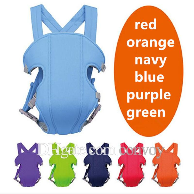 New baby carrier infant carrier sling baby suspenders classic baby backpack multi color free DHL fedex MPB30