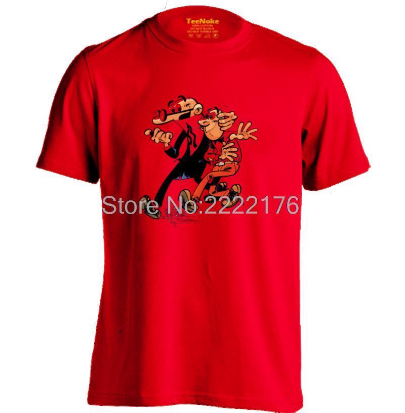 Y Divertida Filemon Mortadelo Mujer Para Camiseta Hombre ED2H9I