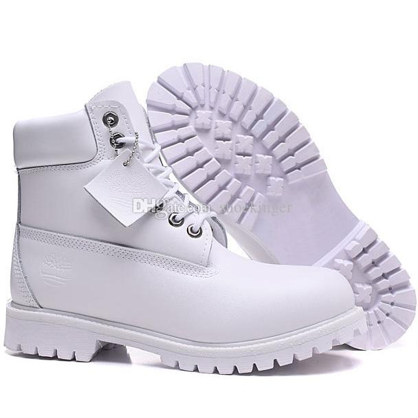 White Boots for Juniors