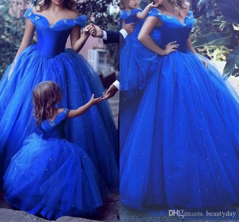 Royal Blue Wedding Dresses Plus Size Beach