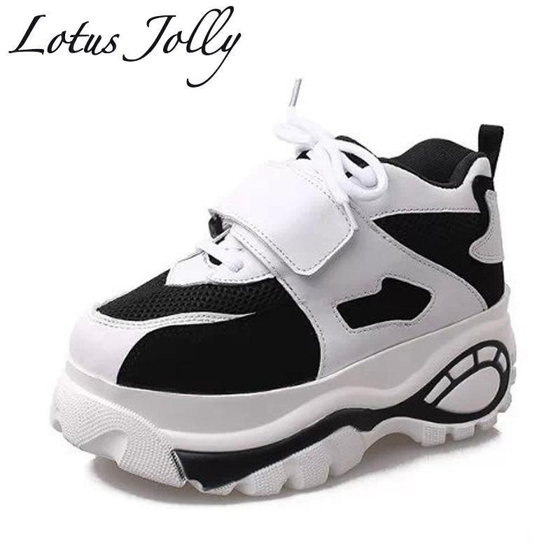 Lotus Jolly 2018 Harajuku Donna Casual Shoes Scarpe da Ginnastica Platform