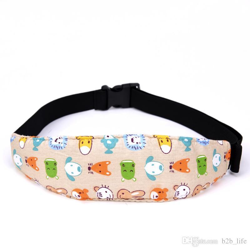 الرضع رئيس حزام الأمان الأطفال للتعديل قيلولة النوم حامل حزام مقعد السيارة تحديد الفرقة حزام الطفل النقل السرير واقية حزام OOA5218