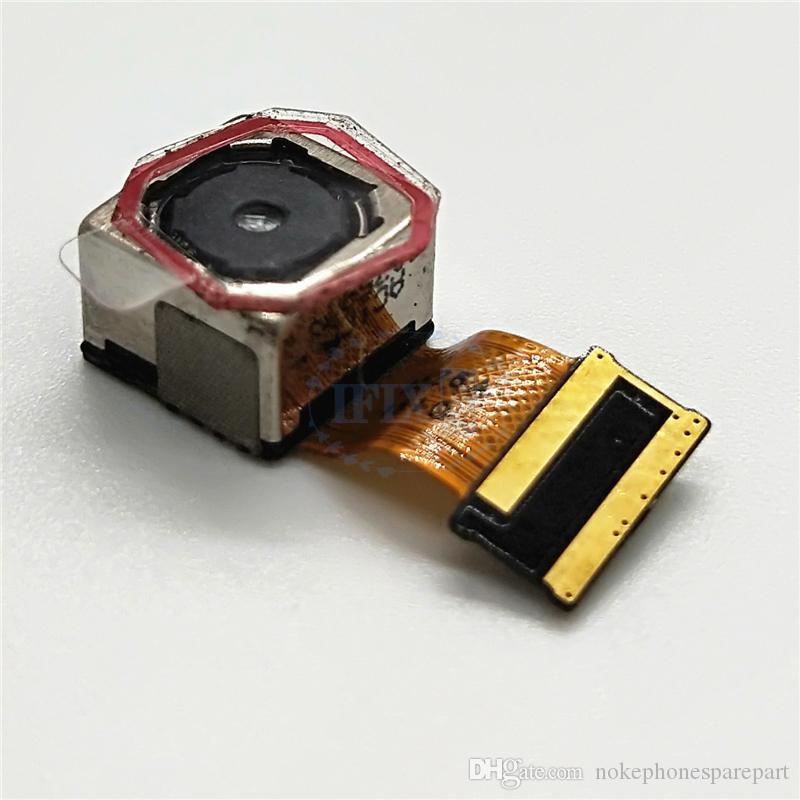 Для LG K10 X400 M250N Оригинальный Задний Задний Большой Объектив Камеры Flex Кабель Запасные Части Высокого Качества
